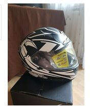Motorradhelm 2 Visiere - EXO Scorpion