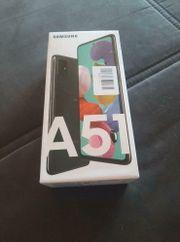 NEU Samsung A 51 mit