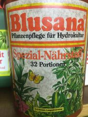 3x Hydro Pflanzendünger