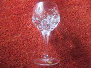Weingläser Kristall Schwer 6 Stück
