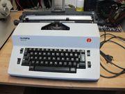 elektrische Schreibmaschine zu verkaufen