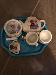 Teeset Anna und Elsa
