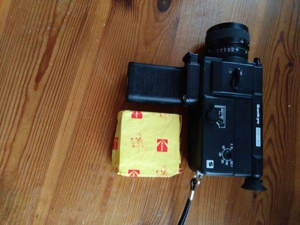 Schmalfilmausrüstung 8mm Super
