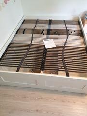 Ikea Bett Brimnes 160cm x