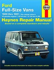 H36090 Haynes Ford Full Sized