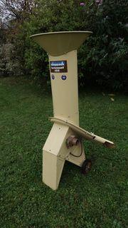 Gartenhäcksler Scheppach GARTENWOLF 400