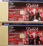 2 Karten Let s Dance