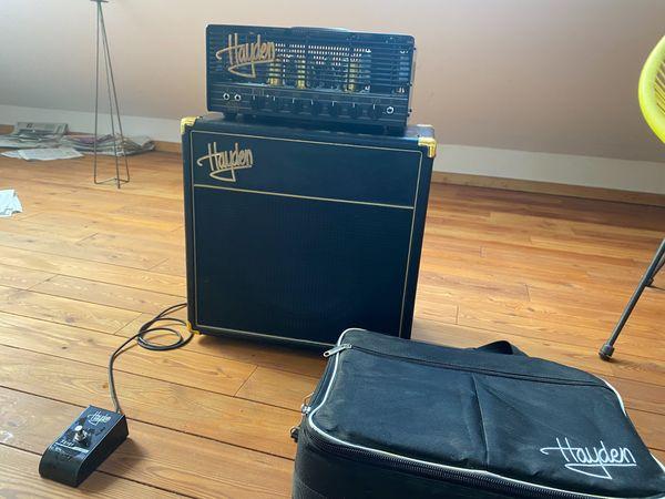 Röhren-Gitarrenverstärker Combo der Firma Hayden