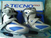 Eishockeyschuhe TECHNO PRO Gr 36-39