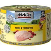 MAC s Dog Huhn Cranberry