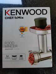 Kenwood Fleischwolf Chef kMix Food