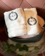 Handtuch Personalisiert