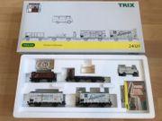 Trix H0 24029 Güterwagen Set