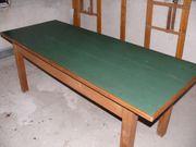 Tisch Arbeitstisch Hobbytisch 200x78cm