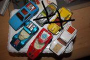 Spielzeug Autos der Marke Matchbox