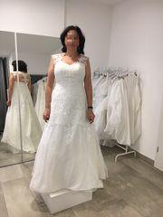 Hochzeitskleid Brautkleid Ladybird