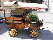 Kutsche Planwagen