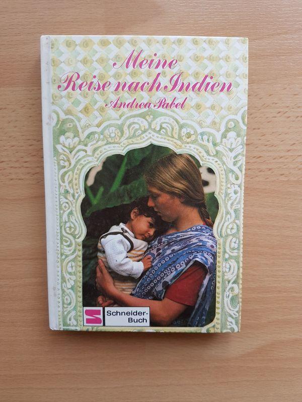 Meine Reise nach Indien Andrea