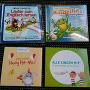 Kinderlieder Musik CD Die 30