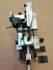 Rebveredlungsmaschine