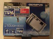 Digitalkamera Olympus TOUGH-8000 Blau