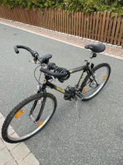 fahruntüchtiges Fahrrad