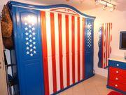 USA Jugendzimmer Schlafzimmer