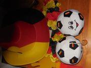 Fähnartikel Deutschland Fußball etc