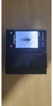 Samsung galaxy S9 Plus mit