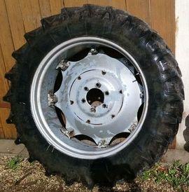 Traktoren, Landwirtschaftliche Fahrzeuge - 2x Traktorreifen 13 6 R36