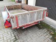 PKW-Anhänger 0 75 t