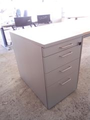 Standcontainer VS Büromöbel Bürocontainer Stauraum