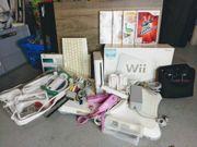 Nintendo Wii Komplett Set Konsole