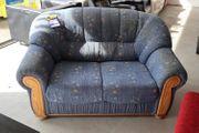 Sofa Couch 2Sitzer gepflegt - LD210901