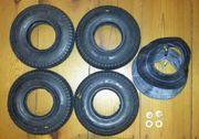 4 Reifen für Kite Land