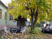 Romantisches Haus mit See in