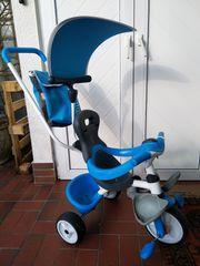 Dreirad Smoby blau