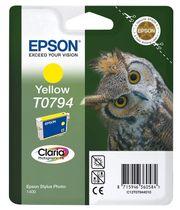 Tintenpatronen Epson Eule T0794 yellow