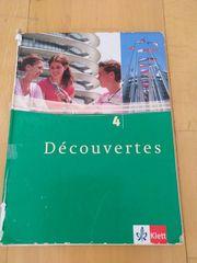Decouvertes 4 - Schubuch