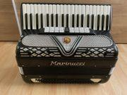 Akkordeon Marinucci 120 Bass Musette