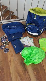ergobag Schultasche Sporttasche