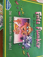 NEU lustiges Brettspiel Fritz Flunker
