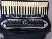 Stradavox 120 Bass 41 Diskanttasten