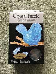 Crystal Puzzle 3D Puzzle Vogel -