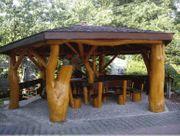Gartenpavillon aus Holz Ferienhaus Gartenhaus