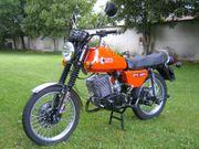 MZ ETZ 250 restauriert mit