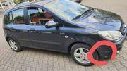 Bastlerfahrzeug Hyundai-Getz Winterauto Teileträger mit