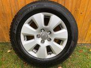 Winterkompletträder Alu mit Dunlop Reifen