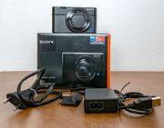 Digitalkamera -Sony Cyber-shot DSC-RX100M3