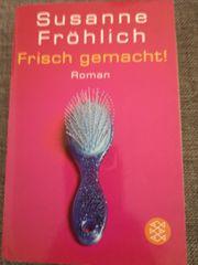 Frisch gemacht - Susanne Fröhlich - Softcover